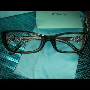 Tiffany & Co Eyeglass Frame